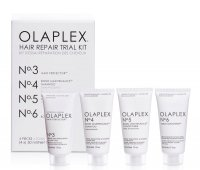 Olaplex Hair Repair Trial Kit No. 3-6, mini zestaw odbudowujący, 4 x 30ml