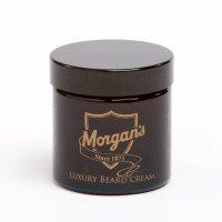 Luksusowy krem do brody i wąsów Morgan's, 60ml - uszkodzone zamknięcie / uczucie lepkości