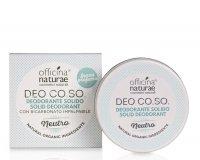 """CO.SO, dezodorant w kremie, zapach neutralny """"Neutro"""", 50ml"""