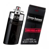 Bruno Banani, Dangerous Man, woda toaletowa, 50ml (M)