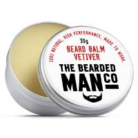 Bearded Man, balsam do brody Vetiver, 30g