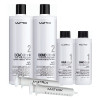 Matrix Bond Ultim8, Salon Intro Kit, zestaw do rozjaśniania, 2x125ml+2x500ml