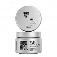 Loreal Tecni Art Web Paste, włóknista pasta rzeźbiąca, 150ml