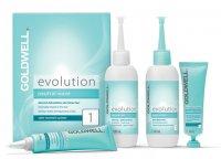Goldwell Evolution, typ 1, zestaw do trwałej, włosy naturalne i delikatne