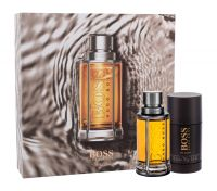 Hugo Boss The Scent, zestaw: Edt 50ml + 75ml Deostick (M)