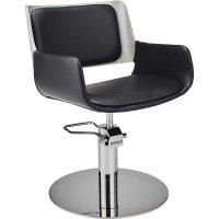 Fotel fryzjerski Ayala Cobalt - dostępny w 48h