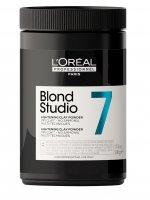 Loreal Blond Studio Clay 7, rozjaśniacz w pudrze, 500g