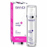 Bandi Medical Expert, Anti Rouge, CC krem-korektor na naczynka, 50ml