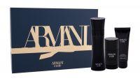 Giorgio Armani Armani Code Pour Homme, zestaw: Edt 125 ml + Żel pod prysznic 75 ml + Deostick 75 ml (M)