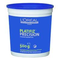 Loreal Professionnel Platifiz Precision, puder dekoloryzujący, niskopylący, 500g