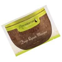 Macadamia, regeneracyjna maska do włosów z olejkami, saszetka, 30ml