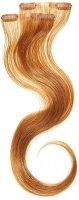 Balmain ClipTape, włosy naturalne na taśmie z klipsami, kolor L6, 40cm, 2szt