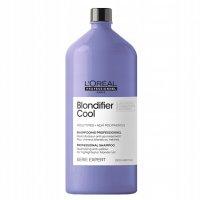 Loreal Blondifier Cool, szampon ochładzający odcienie blond, 1500ml