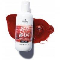 Schwarzkopf Bold Color Wash, szampon koloryzujący, czerwony, 300ml