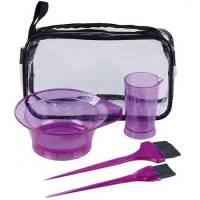 Efalock, zestaw do farbowania włosów w torebce