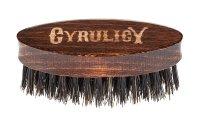 Cyrulicy, podróżny kartacz do brody i wąsów z włosiem dzika