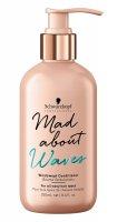 Schwarzkopf Mad About Waves, odżywka efekt potarganych włosów, 250ml