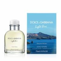 Dolce & Gabbana Light Blue Discover Vulcano, woda toaletowa, 125ml (M)