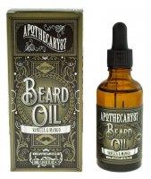 Apothecary87, Beard Oil, Mango & vanilla, olejek do brody, 50ml