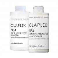 Olaplex Bond Maintenance, zestaw odbudowujący, No.4-5, 2 x 250ml