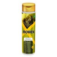 Novex Olive Oil, szampon nawilżająco-wzmacniający, 300ml