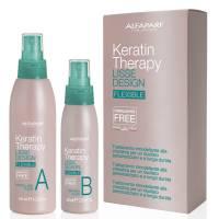 Alfaparf Lisse Design, profesjonalny zestaw do keratynowego modelowania włosów