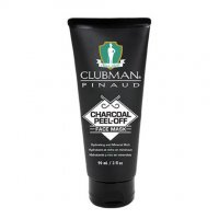 Clubman, czarna maska Charcoal Black Mask, 90ml