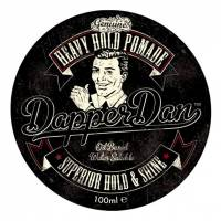 Dapper Dan, Heavy Hold Pomade, pomada do włosów, 100ml