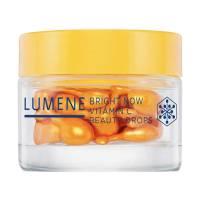 Lumene, Bright Now Vitamin C, kapsułki rozświetlające z witaminą C, 28szt,