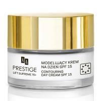 AA Prestige Lift Supreme, modelujący krem na dzień, 70+, SPF 15, 50 ml