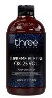 Three Therapy, Oxydant Vol. 25, emulsja uzupełniająca do koloryzacji, 900ml