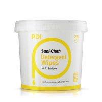 PDI Sani Cloth Detergent, chusteczki do mycia małych powierzchni, 225szt.