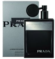 Prada Amber Pour Homme Intense, woda perfumowana, 100ml, Tester (M)