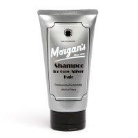 Morgan's, szampon do siwych włosów, 150ml