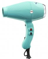 Gamma Piu Aria Dual Ionic, suszarka do włosów, akwamaryna, 2200W