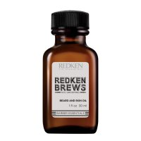 Redken Brews, olejek do brody, 30ml