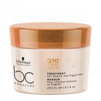 Schwarzkopf BC Time Restore Q10+, maska do włosów dojrzałych, 200ml