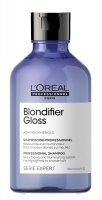Loreal Blondifier Gloss, szampon nabłyszczający do włosów blond, 300ml