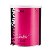 Peggy Sage, wosk do depilacji rozpuszczalny w letniej temperaturze, różany, 800ml, ref. 601050