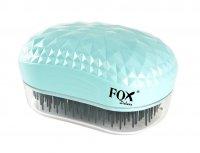 Fox Deluxe, szczotka do włosów, kolor miętowy
