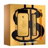 Paco Rabanne 1 Million, zestaw perfum Edt 50ml + 10ml Edt (M)