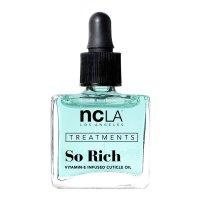 NCLA So Rich, Mermaid Tears, olejek zmiękczający skórki, 15ml