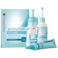 Goldwell Evolution, typ 1s, zestaw do trwałej, włosy tonowane lub pasemka do 30%