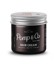 Pomp&Co. Hair Cream, matowa pasta do włosów, 30g