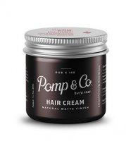 Pomp&Co. Hair Cream, matowa pasta do włosów, 30g