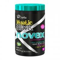 Novex Mystic Black Baobab Oil, maska do włosów suchych i zniszczonych, 400g