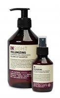 InSight Volumizing, zestaw kosmetyków na objętość, 400ml + 100ml