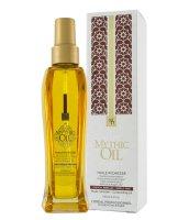 Loreal Mythic Rich Oil, dyscyplinujący olejek odżywczy do włosów suchych, 100ml