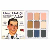 The Balm Meet Matt(e) Ador, paleta cieni do powiek
