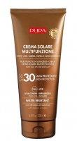 Pupa Multifunction Sunscreen, krem przeciwsłoneczny SPF30, 200ml